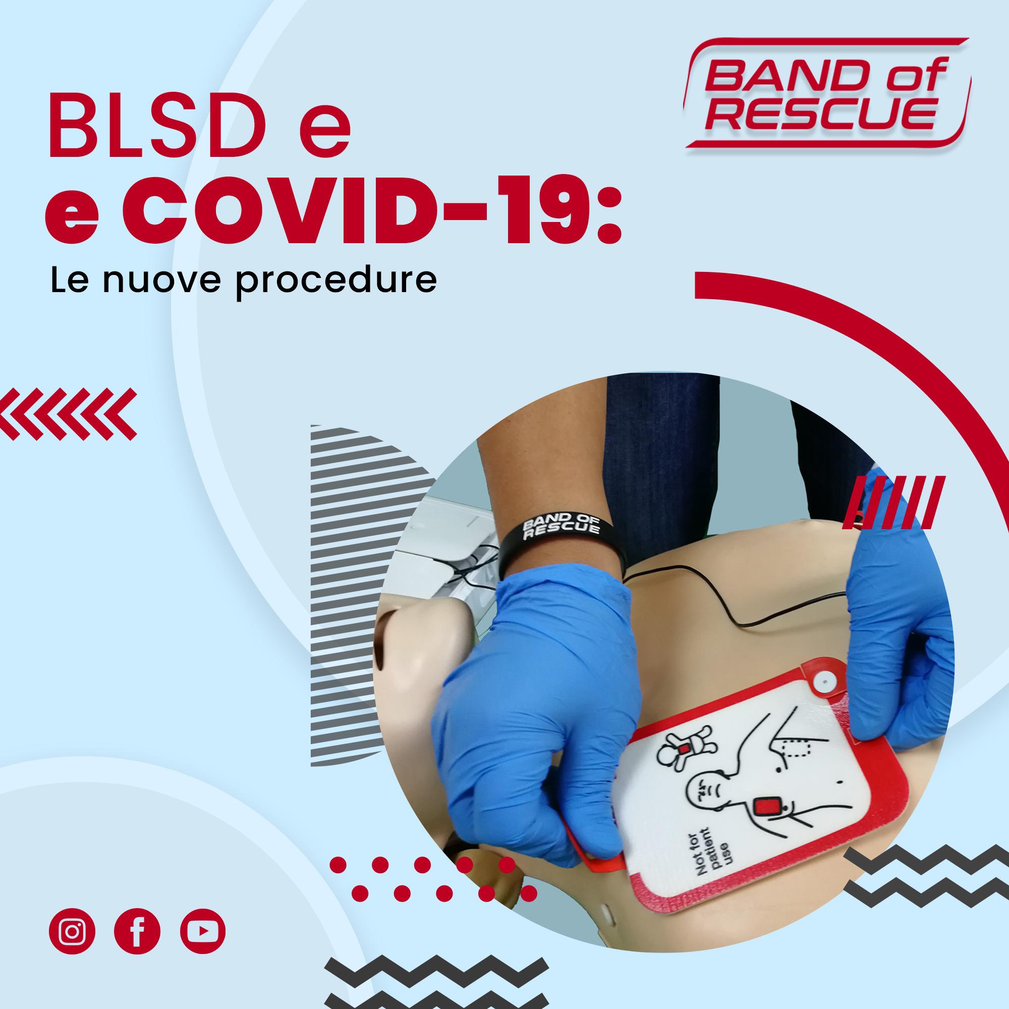 blsd covid procedure